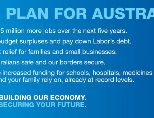 The Liberal Party's sensibly centrist campaign